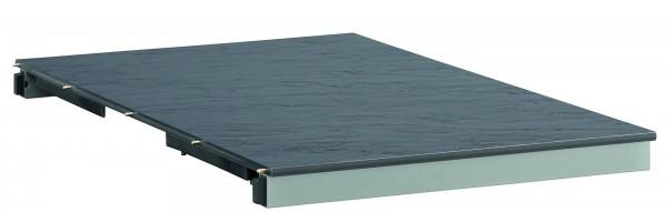 Kettler Einlegeplatte für EDGE Dining-Tische 60cm Alu/Kettalux-Plus