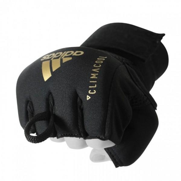Adidas Boxhandschuhe Quick Wrap Glove Speed schwarz/gold