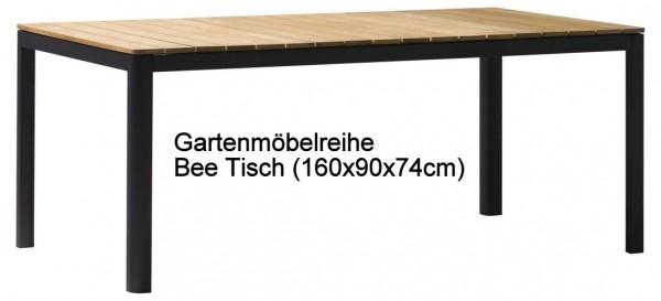 ZEBRA Gartenmöbelreihe BEE