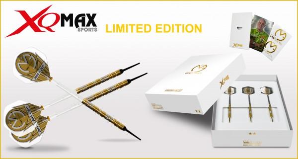 XQ MAX MvG World Champion 2017 Soft Dart - limited Edition -
