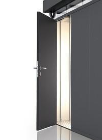 BIOHORT Zusatztür für Nebengebäude CasaNova