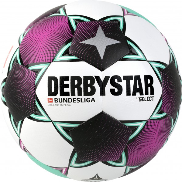 Derbystar Fußball Bundesliga Brillant Replica - Saison 2020/21