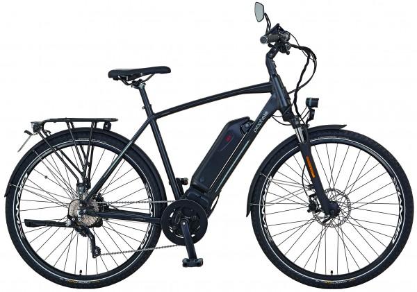 """PROPHETE ENTDECKER 20.ETT.10 45 Trekking E-Bike 28"""" AEG SpeedDrive Diamant 55cm"""