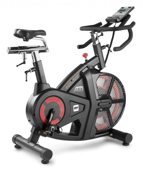 BH Fitness Indoor Bike i.Air Mag semi prof