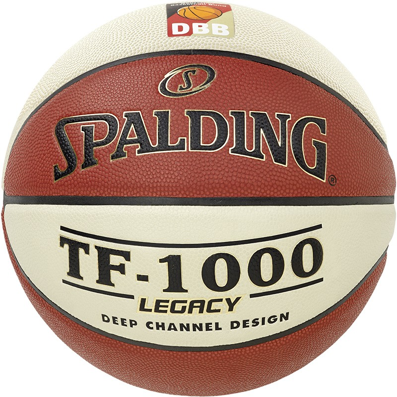 Spalding Basketball DBB TF 1000 Legacy orange/weiß