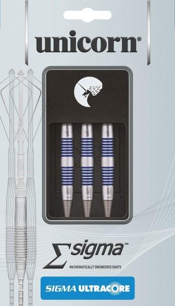 Unicorn Sigma Ultracore Technologie CTT Steel/Soft Dart