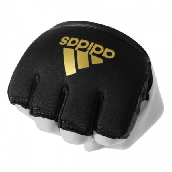 Adidas Knöchelschutz Knuckle Sleeve schwarz/gold Einheitsgrösse