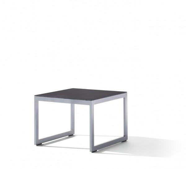 Sieger Exclusiv Passion Gartenmöbel Loungetische mit Glasplatte lackiert