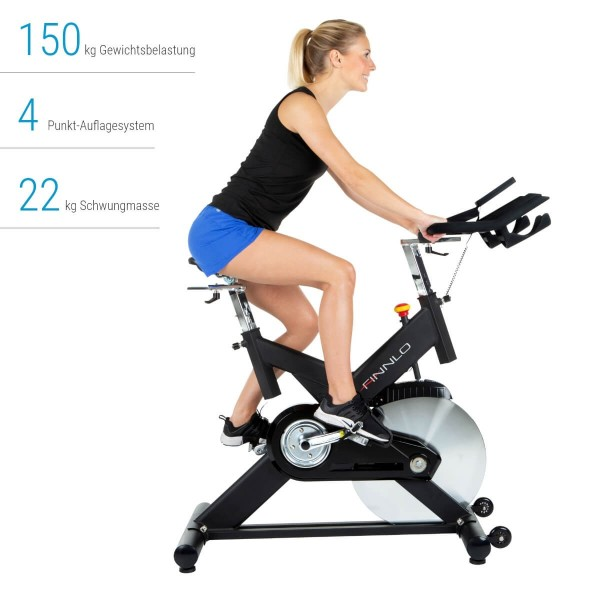 Finnlo Indoor Cycle Speedbike CRS III 3208