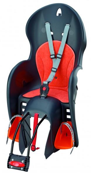 Polisport Sicherheits-Kindersitz Wallaroo für hinten 0005