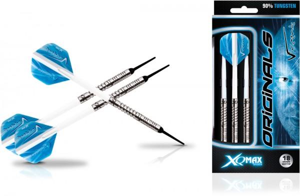 XQ MAX Vincent van der Voort original 90% Tungsten Soft Darts
