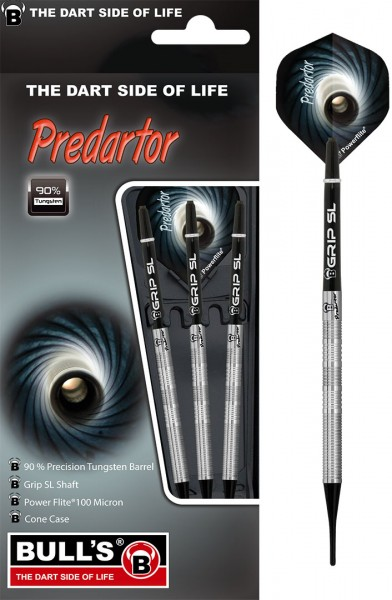 BULL'S Predartor P6 Soft Dart