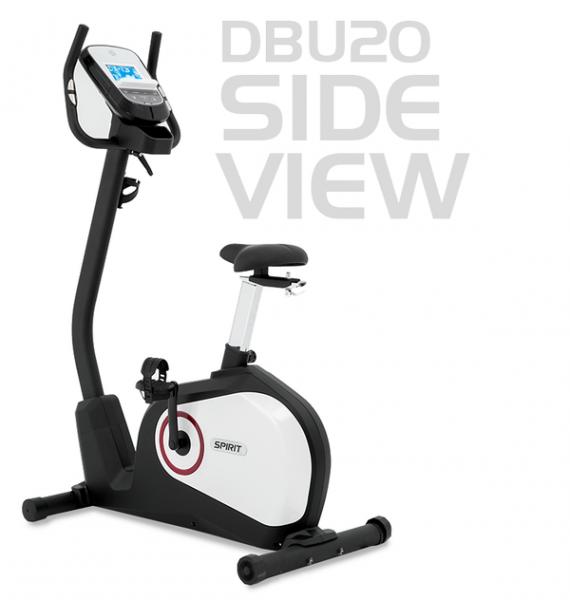 Spirit Fitness Ergometer Upright Bike DBU20