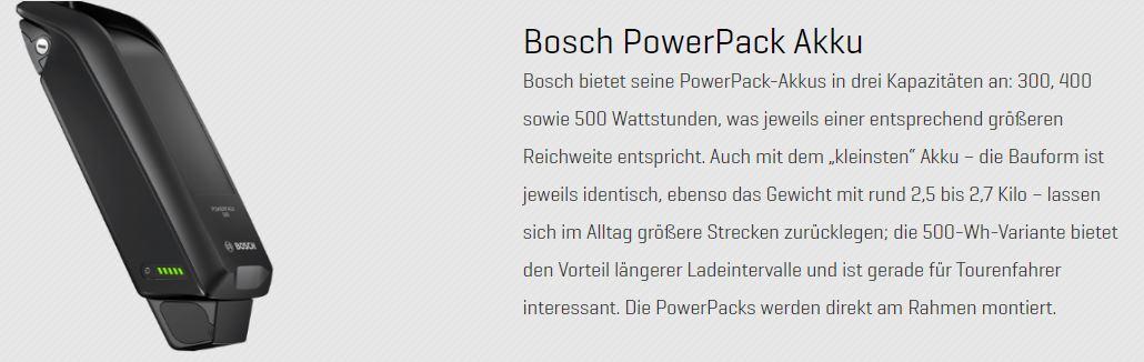 Bosch-Akku