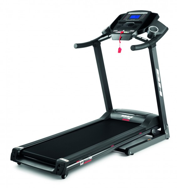BH Fitness Laufband Pioneer R2