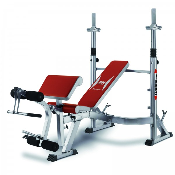 BH Fitness Hantelbank Optima Press G330