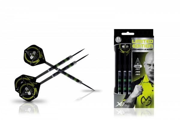 Michael van Gerwen Premier League Limited Edition 90% Black-Tungsten