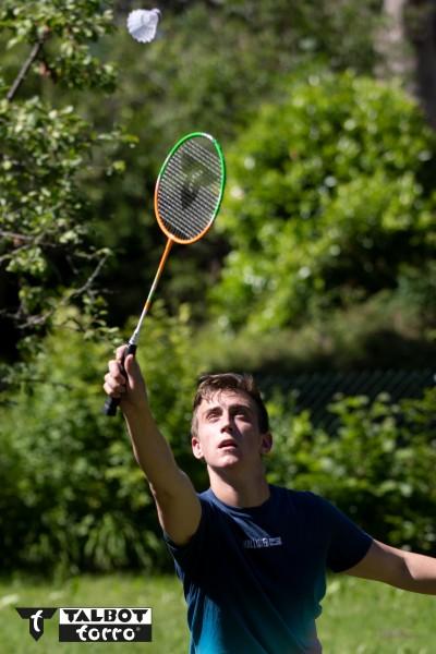 Talbot Torro Badminton 4er-Set Attacker Plus 449406