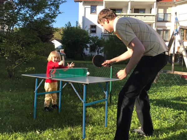 """Donic-Schildkröt Mini-Tischtennisplatte """"Midi-XL"""""""