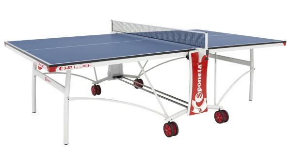 Sponeta S 3-87 i Tischtennisplatte weiß