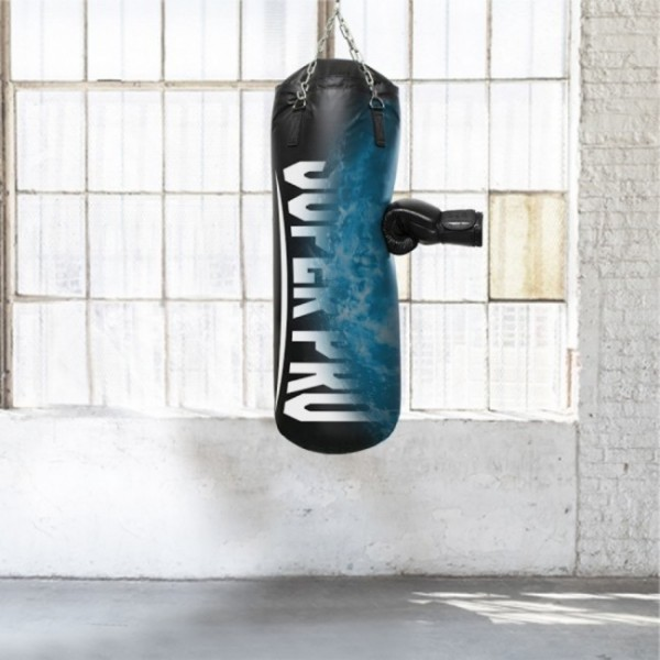 Super Pro Boxsack Water Air Punchbag