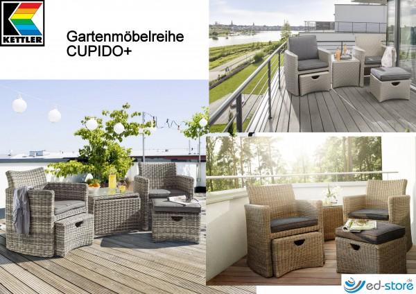 Kettler Gartenmöbelreihe CUPIDO+