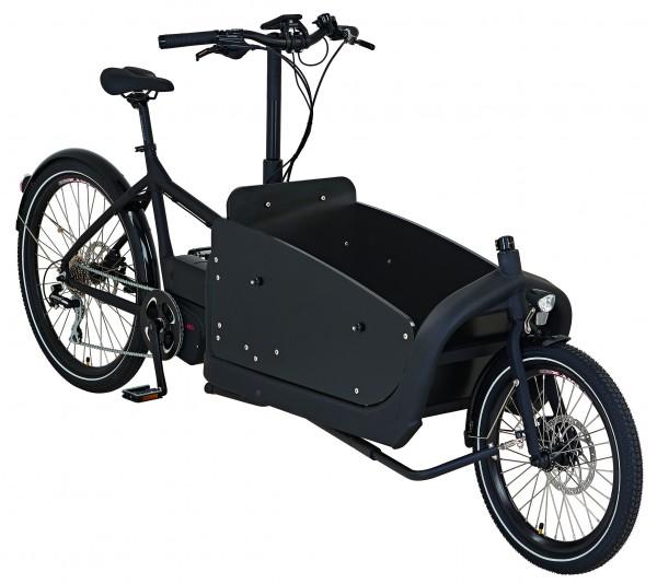 PROPHETE E-Bike Lastenrad 26 Zoll CARGO 1.0 AEG mit Freilauf RH48cm