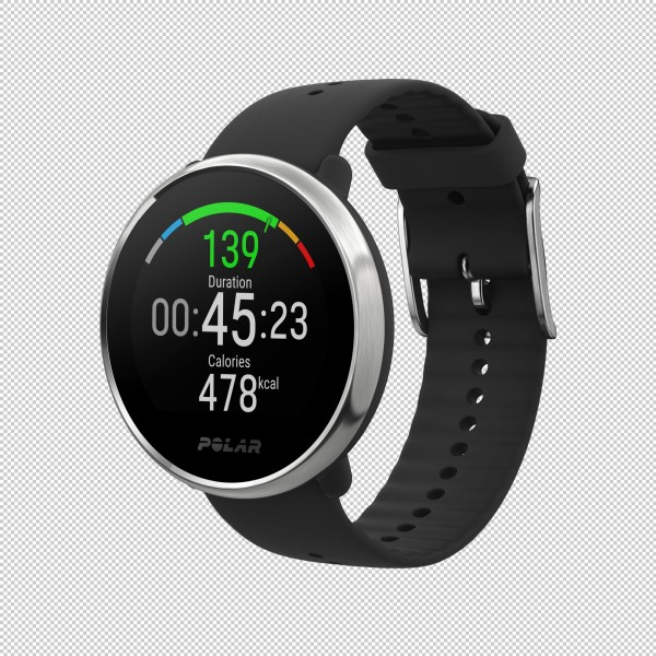 Polar Allround-Fitnessuhr Ignite mit GPS