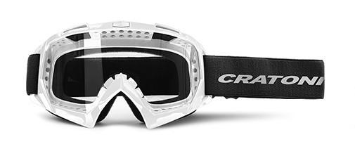 Cratoni Fahrradbrille MX Goggles C-Rage