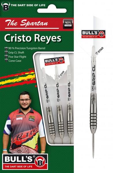 "BULL'S Champions Christo ""The Spartan"" Reyes Steel Darts"