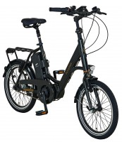 PROPHETE E-Bike GENIESSER e9.0 Alu-Kompaktrad 20 Zoll mit Rücktritt RH46cm