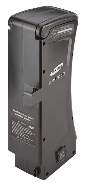 SAMSUNG Ersatzakku 0447 Side Click mit Gehäuse für Elektrofahrrad Li-Ionen 36V/ 12,8 Ah