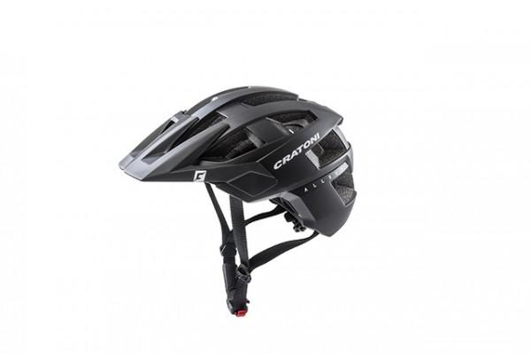 Cratoni Fahrradhelm Allset black matt