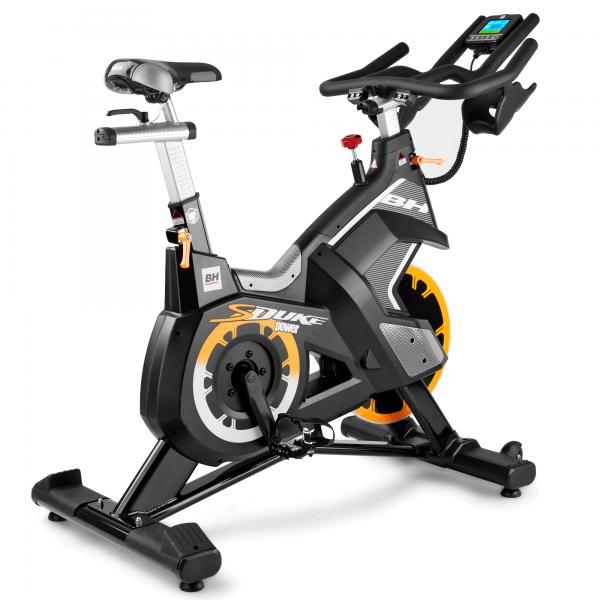 BH Fitness Indoor Bike Superduke Power