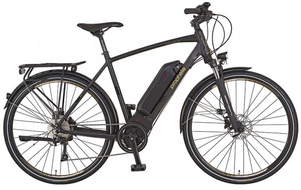"""PROPHETE E-Bike Alu-Trekking 28 """" AEG ENTDECKER e8.8 Herren 55 cm"""