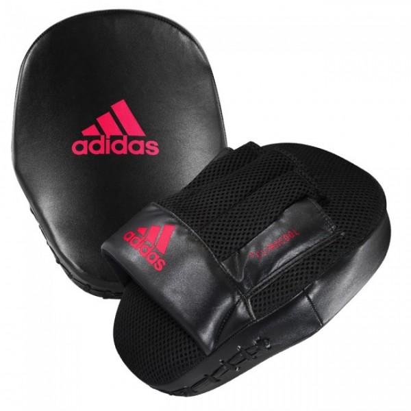 Adidas Boxpratzen Speed Coach Mitts schwarz/rot