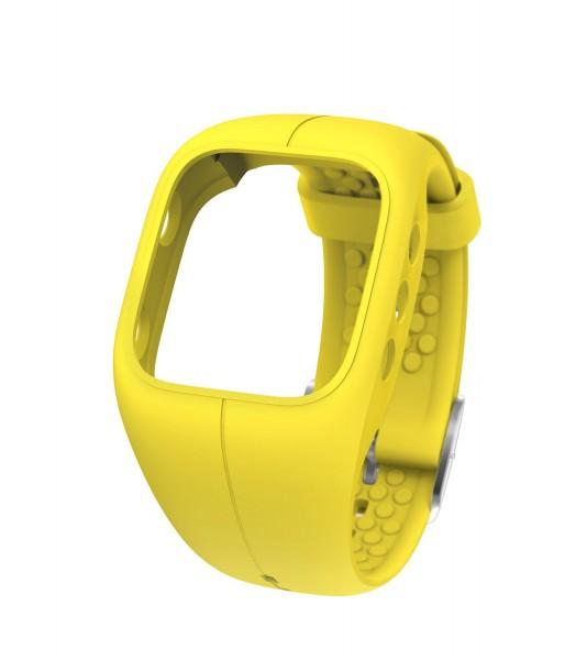 Polar A300 Armband Wrist Strap gelb 91054250