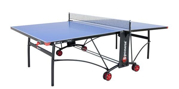 Sponeta S 3-87 e Tischtennisplatte schwarz