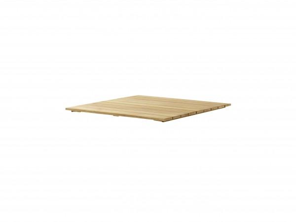 Sieger Exclusiv Teakholz-Tischplatten
