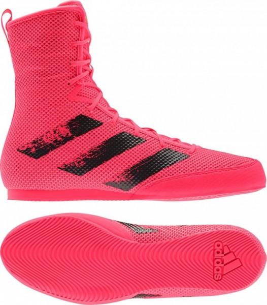 Adidas Boxschuhe Hog 3 pink/schwarz
