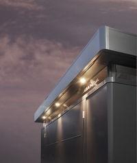 BIOHORT Vorbereitung Außenbeleuchtung für Nebengebäude CasaNova