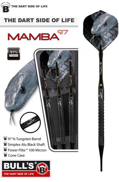 BULL'S Mamba-97 M3 Soft Dart