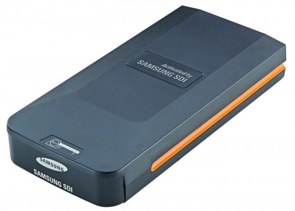 Samsung Gepäckträcker-Ersatzakku 0463 mit Gehäuse 13 Ah / 36V