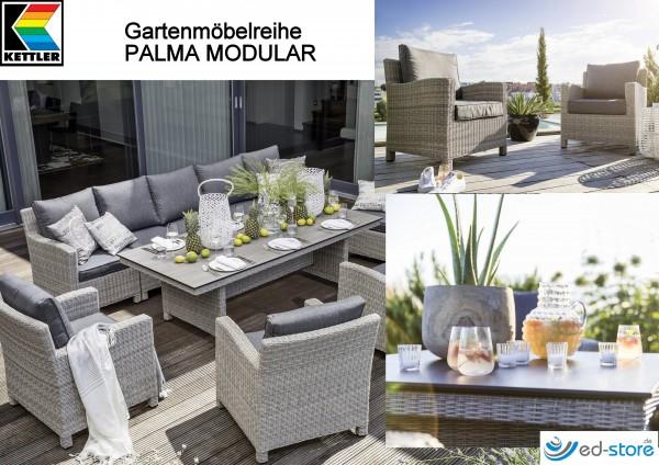 Kettler Gartenmöbelreihe PALMA MODULAR
