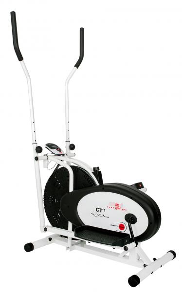 Christopeit Crosstrainer CT 1 weiß/schwarz 13201