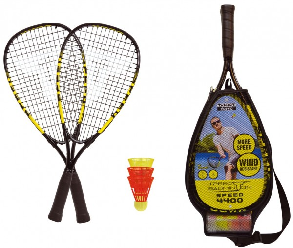 Talbot Torro Speedbadminton Set Speed 4400