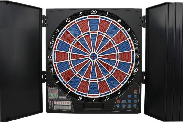 BULL'S Lightning RB Sound Elektronik Dartboard 67981