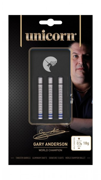 Unicorn Phase 3 World Champion Gary Anderson Soft Darts