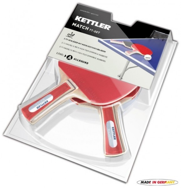 Kettler Match-Schläger-Set