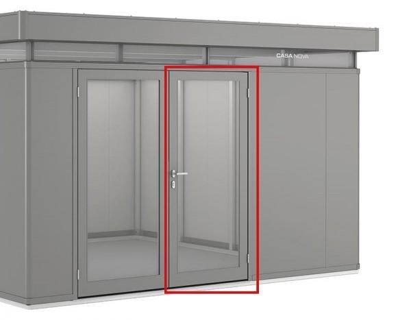 BIOHORT Glaseinsatz für Tür für Nebengebäude CasaNova